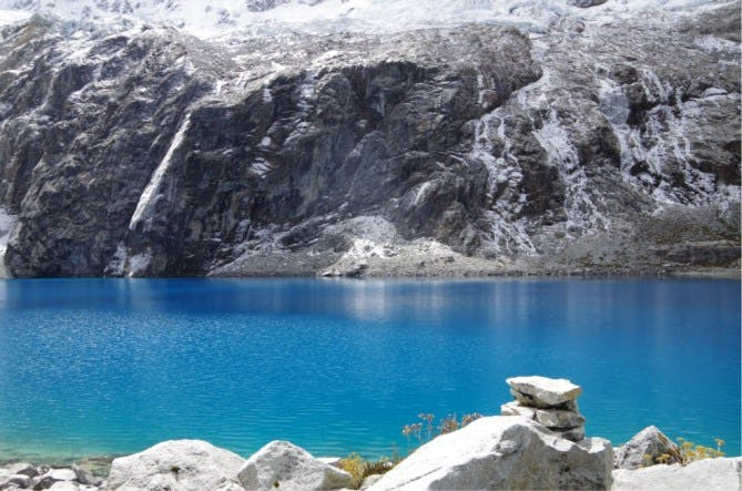 Lake 69, Ancash Region, Peru