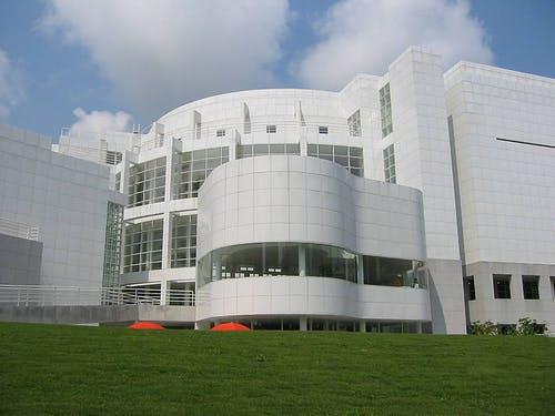 High Museum of Art building exterior