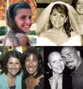 Elyse lost her battle to lung cancer after 2 1/2 years.