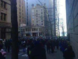 Seattle Seahawks Parade