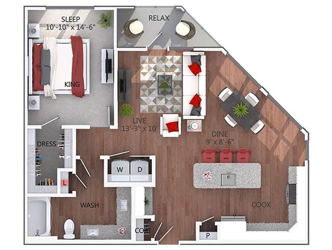A4a - AMLI Denargo Market