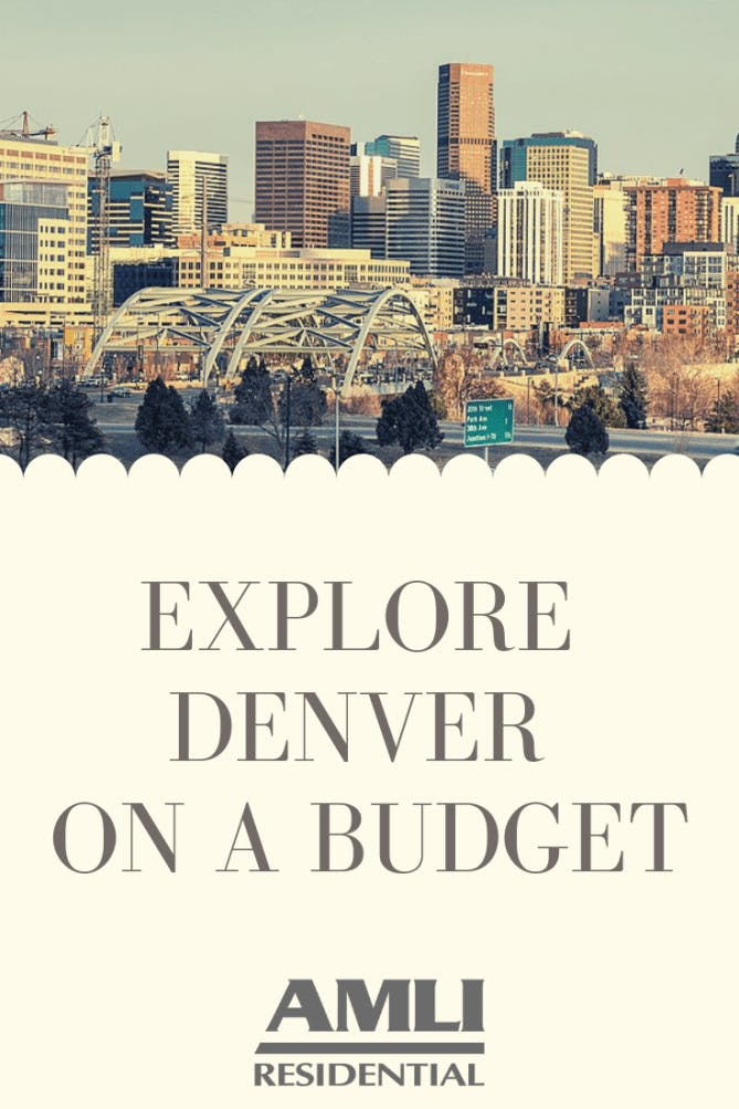 Explore Denver on a Budget