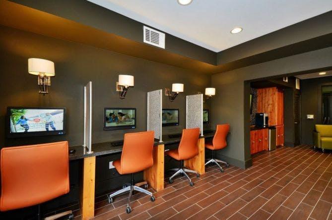 Frisco Apartment Business Center