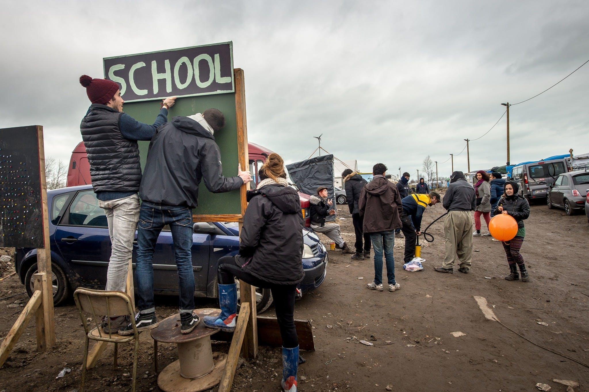 On se mobilise aux frontières pour les exilés ! - Amnesty International France