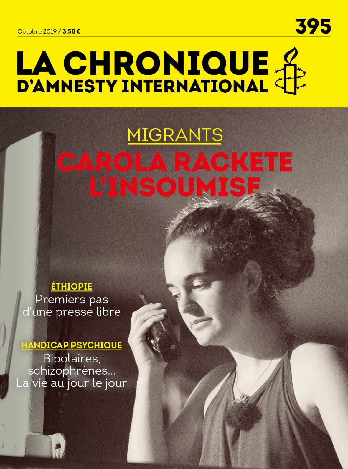 Couv Chronique octobre 2019