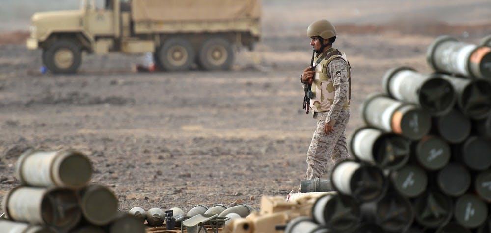 La coalition au Yémen est menée par l'Arabie saoudite