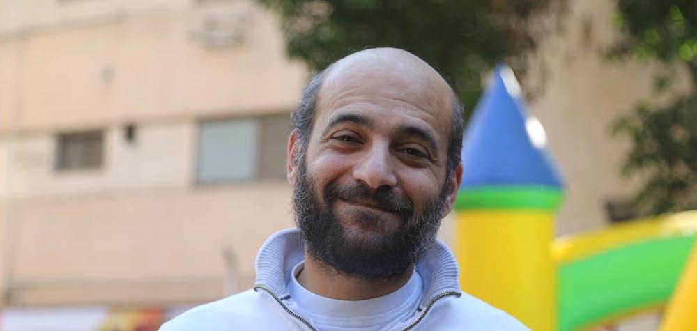 Portrait de Ramy Shaath