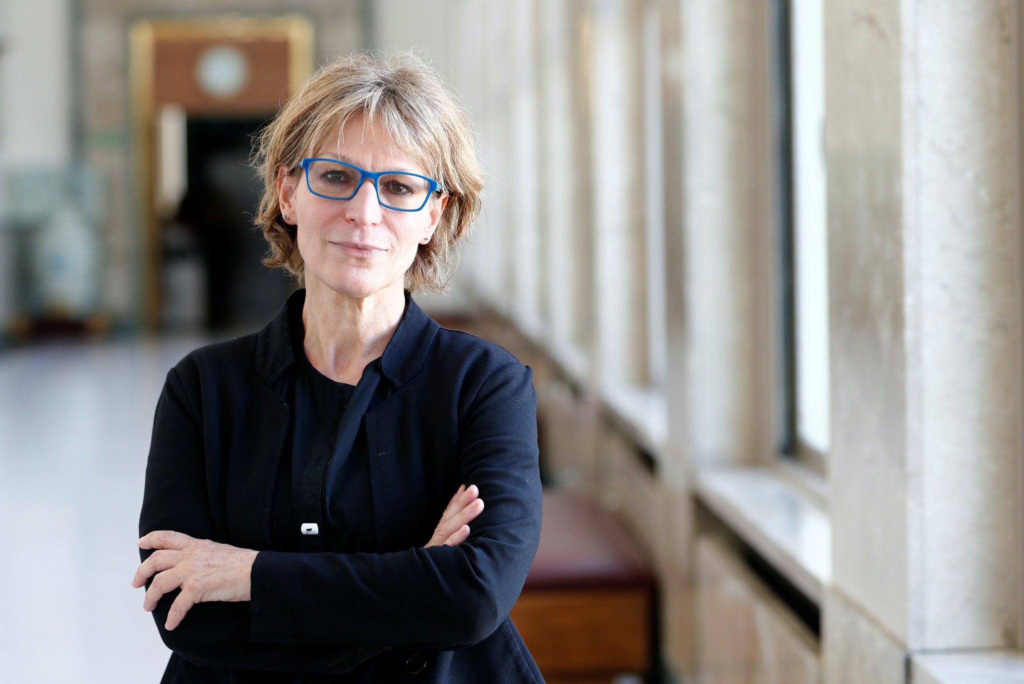 Agnès Callamard, nouvelle Secrétaire générale d'Amnesty International