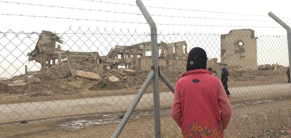 Photos prises dans les gouvernorats de Ninewa et de Salah al Din