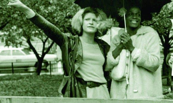 Les défenseures des droits humains Sylvia Rivera et Marsha P Johnson