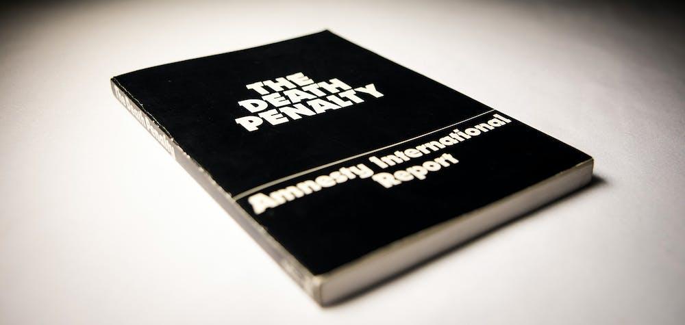 Rapport peine de mort