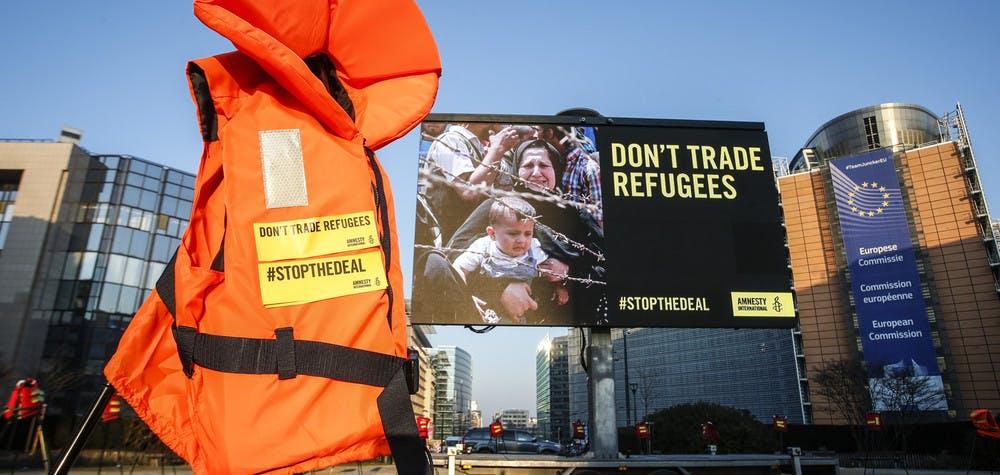 Action Stop the deal devant le Conseil de l'Europe
