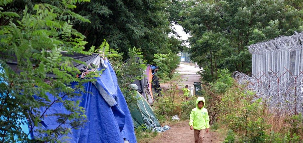 En Hongrie, les violences contres les réfugiés et les migrants se multiplient