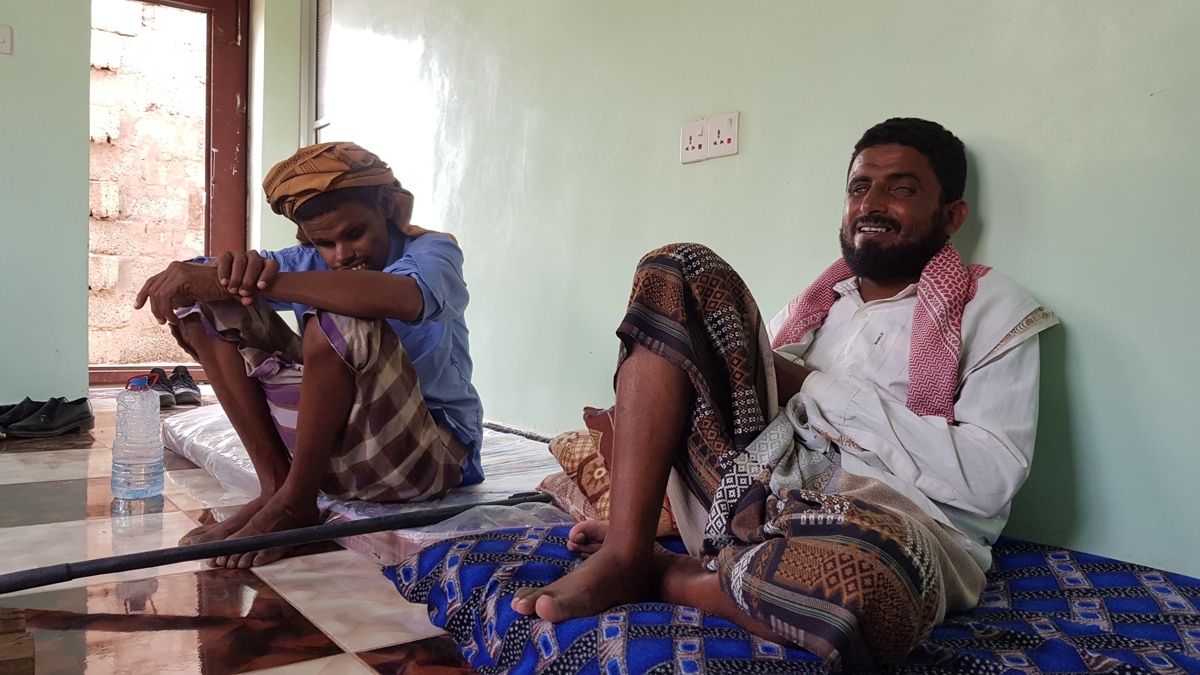Survivre : avec un handicap au Yémen - Amnesty International France