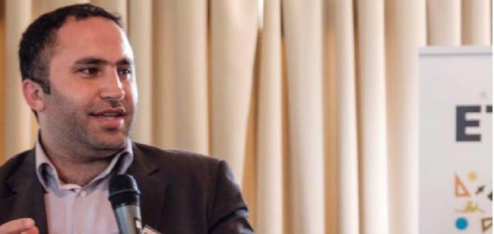 Issa Amro défenseur des droits humains palestinien