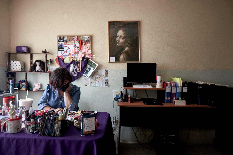 Violence femmes Mexique Mahé Elipe