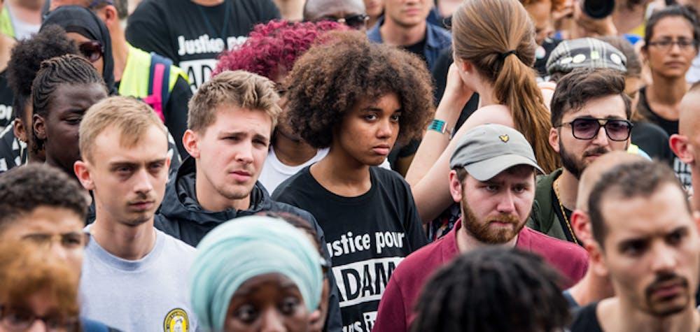 Amnesty International France (AIF) était présente le 20 juillet 2019 à la 3ème marche organisée par le comité Vérité pour Adama à Beaumont-sur-Oise afin de soutenir la demande de justice de la famille d'Adama Traoré, trois ans après sa mort, et dénoncer l'usage de plus en plus excessif, voire arbitraire, de la force par les forces de l'ordre.