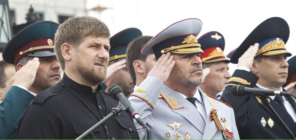 Ramzan Kadyrov, Président de la République de Tchétchénie
