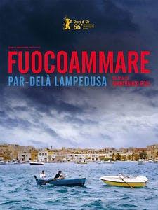 affiche Fuocoammare