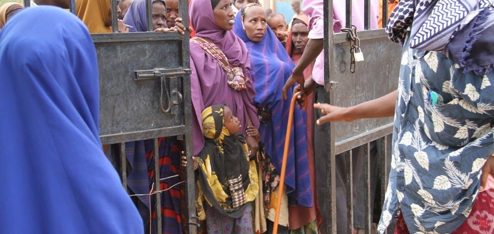 Camp de Dadaab © Film Aid