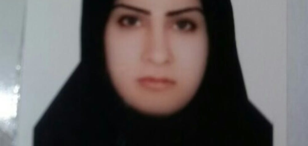 Zeinab Sekaanvand Lokran a été arrétée à l'âge de 17 ans