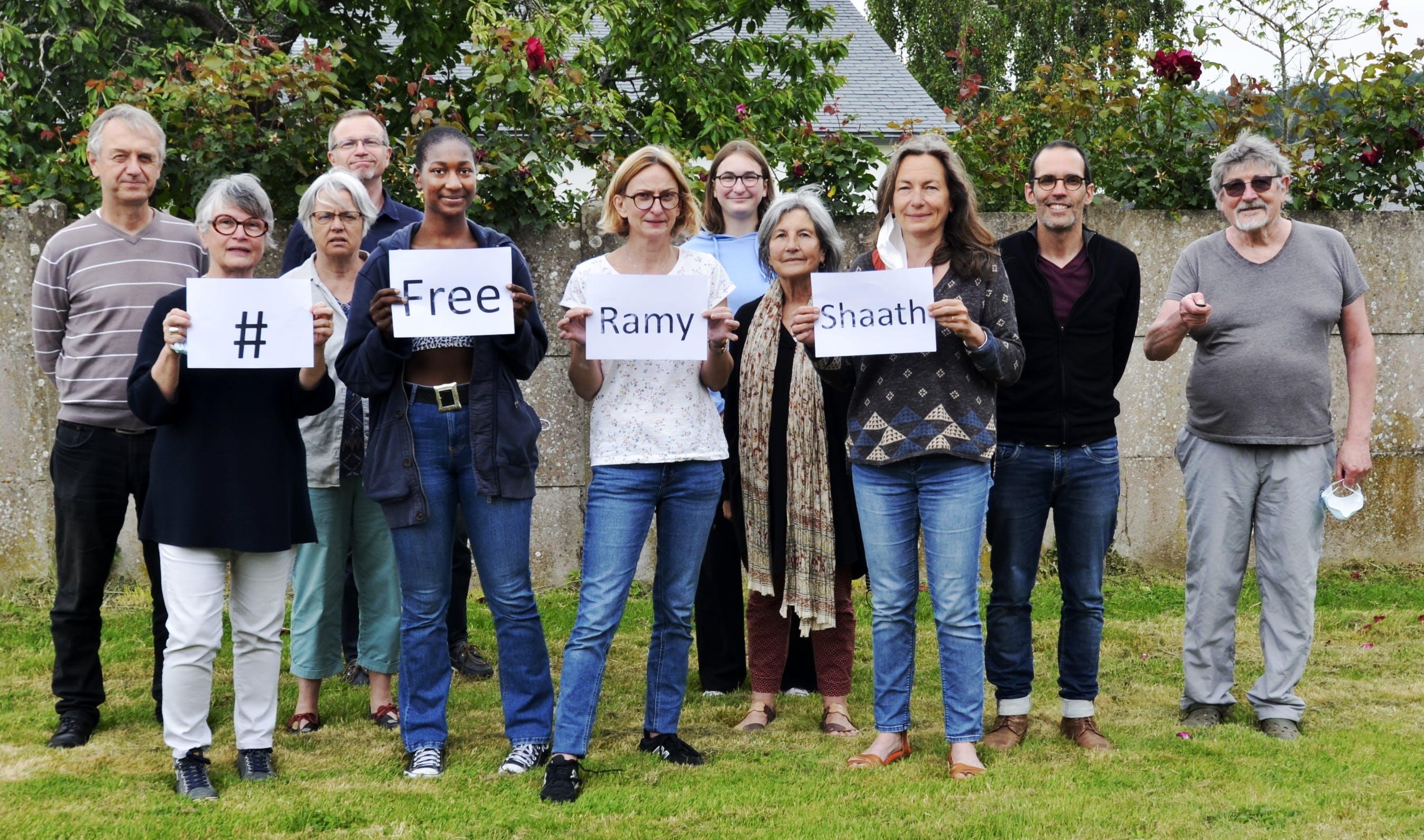 groupe de Redon projet Free Ramy