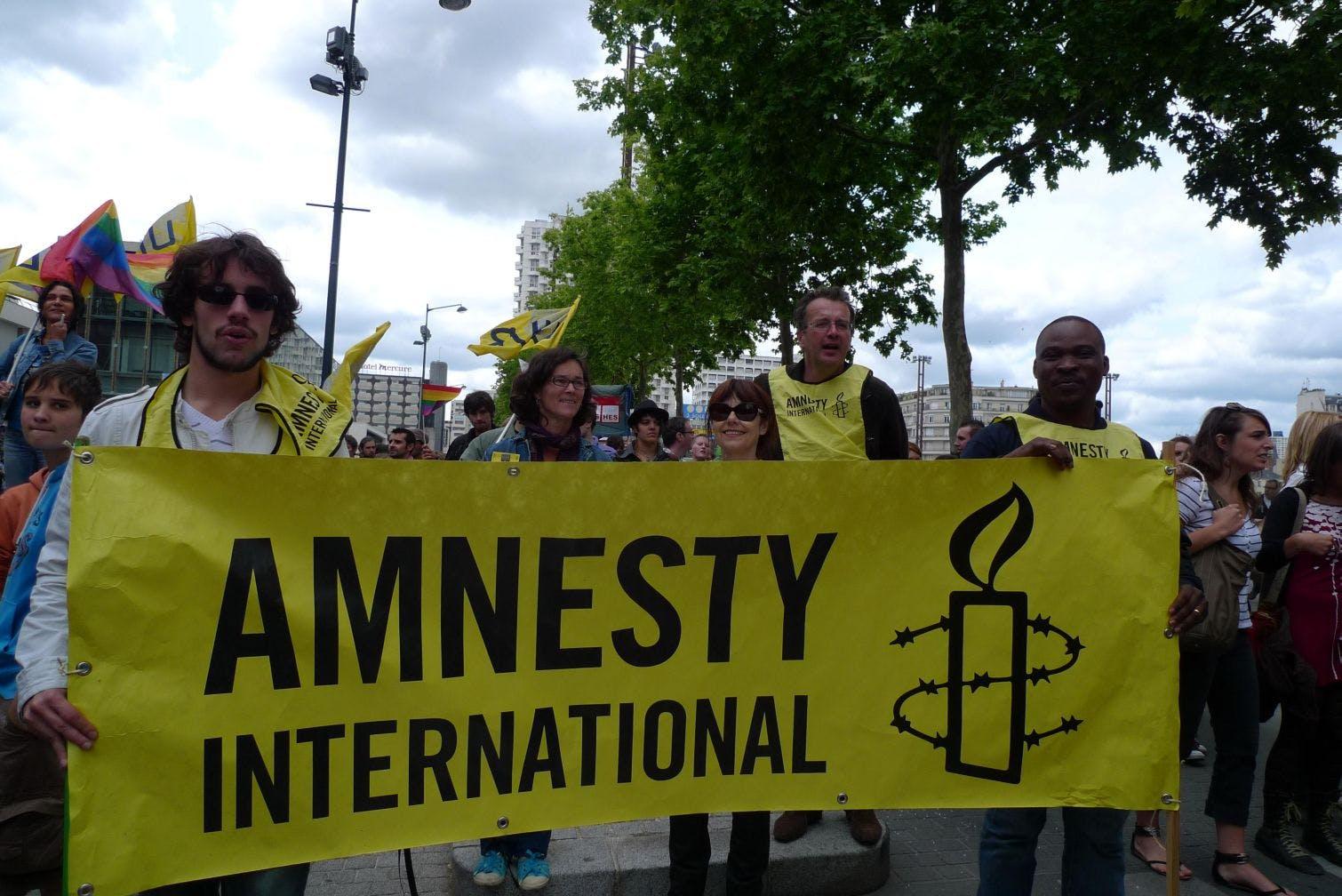© Amnesty International France