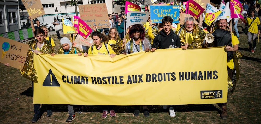 Journée de mobilisation mondiale pour le climat, Paris le 20/09/19