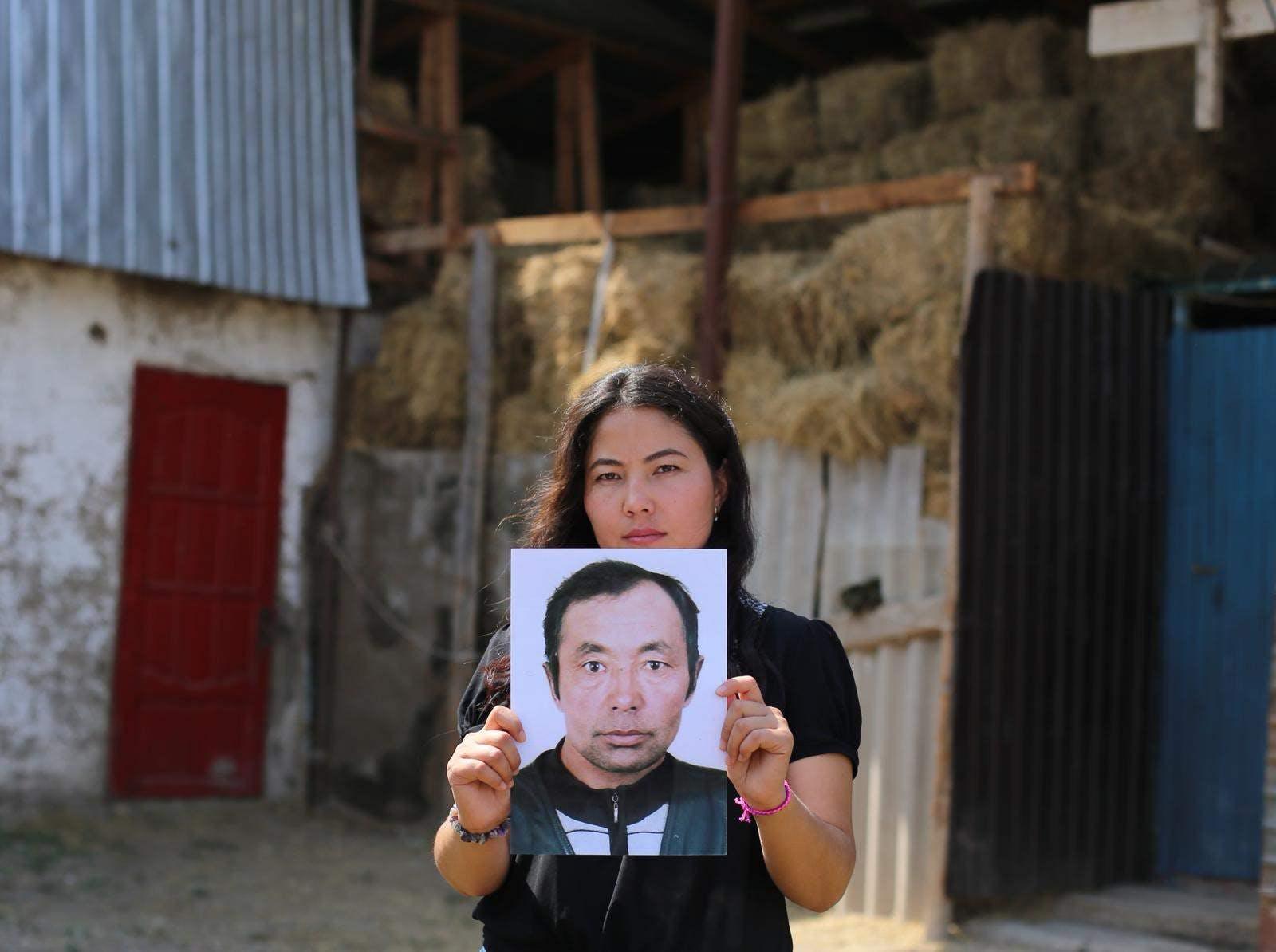 """Bota Kussaiyn, son père a été envoyé dans un camp de """"rééducation"""