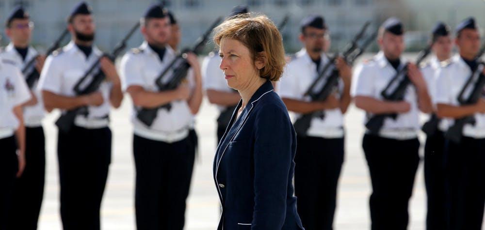 Florence Parly, la Ministre française des armées