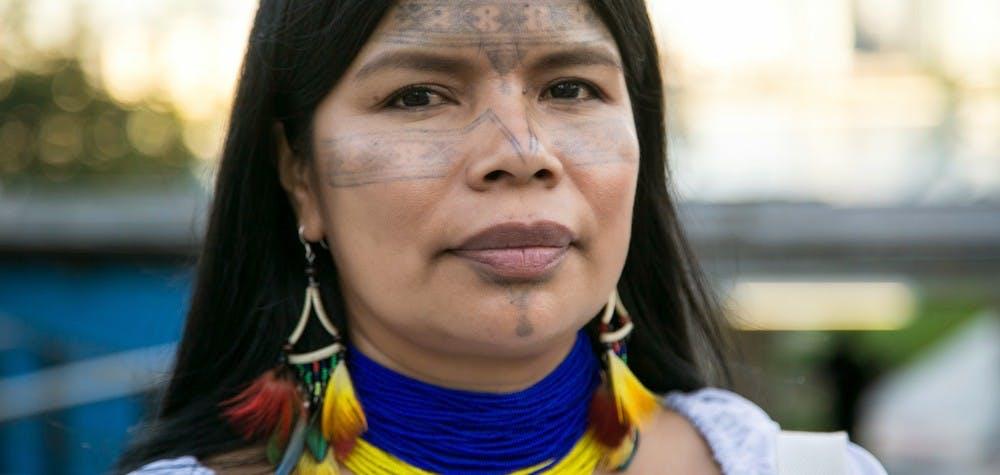 Patricia Gualinga