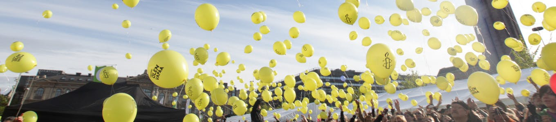 50ème anniversaire d'Amnesty International à Helsinki