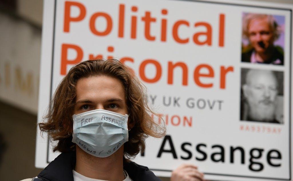 julian assange procès politique