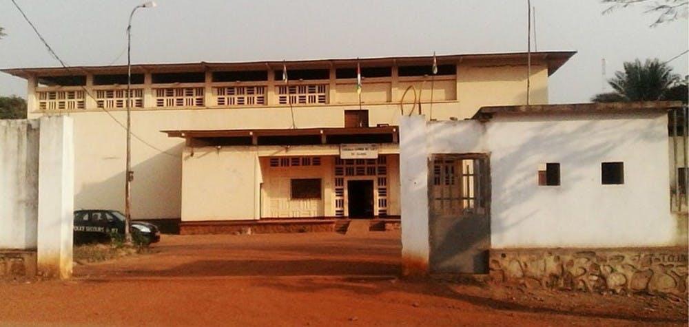 Haute cour de Bangui
