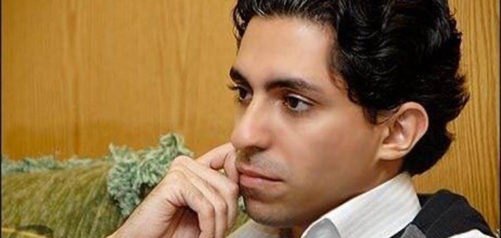 Raif Badawi © D.R.