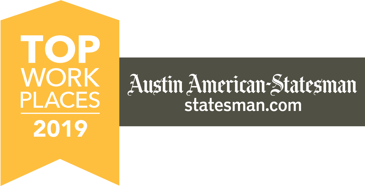 The Austin American-Statesman recently named Amplify Credit Union one of the Top Workplaces in Austin.
