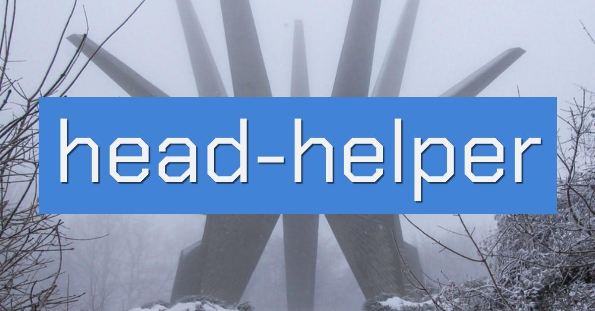 head-helper