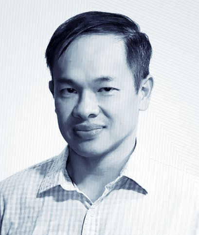 Photograph of Can Nguyen