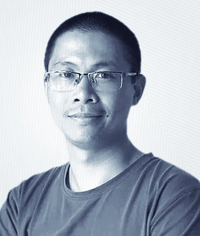 Photograph of Cuong Pham