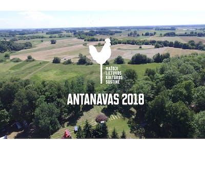 Mažoji Lietuvos kultūros sostinė - Antanavas 2018