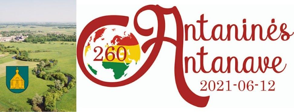 Antaninės Antanave 2021-06-12