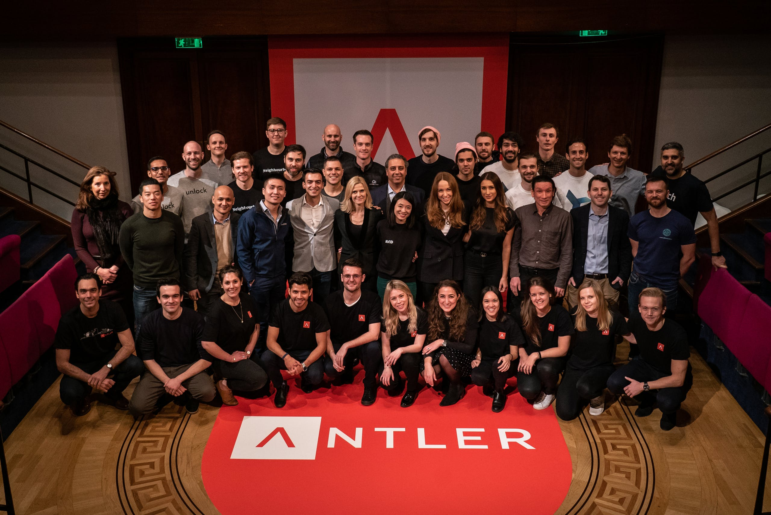 Antler Company Team featured image