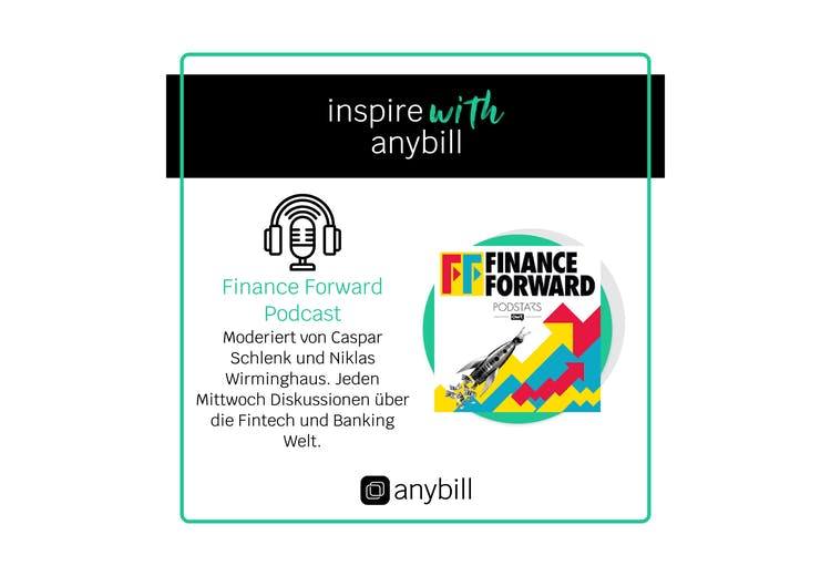 Der Podcast für die neue Finanzwelt: Finance Forward