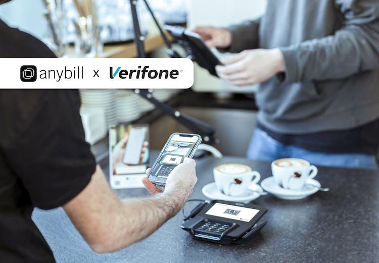 Verifone und anybill: Flexibilität am Point of Sale der Zukunft