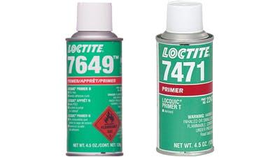 Loctite Primers and Activators