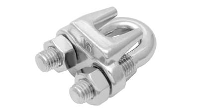 Stainless Steel S260 Wire Rope Grip