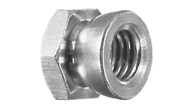 Stainless Shear Snap Off Nuts