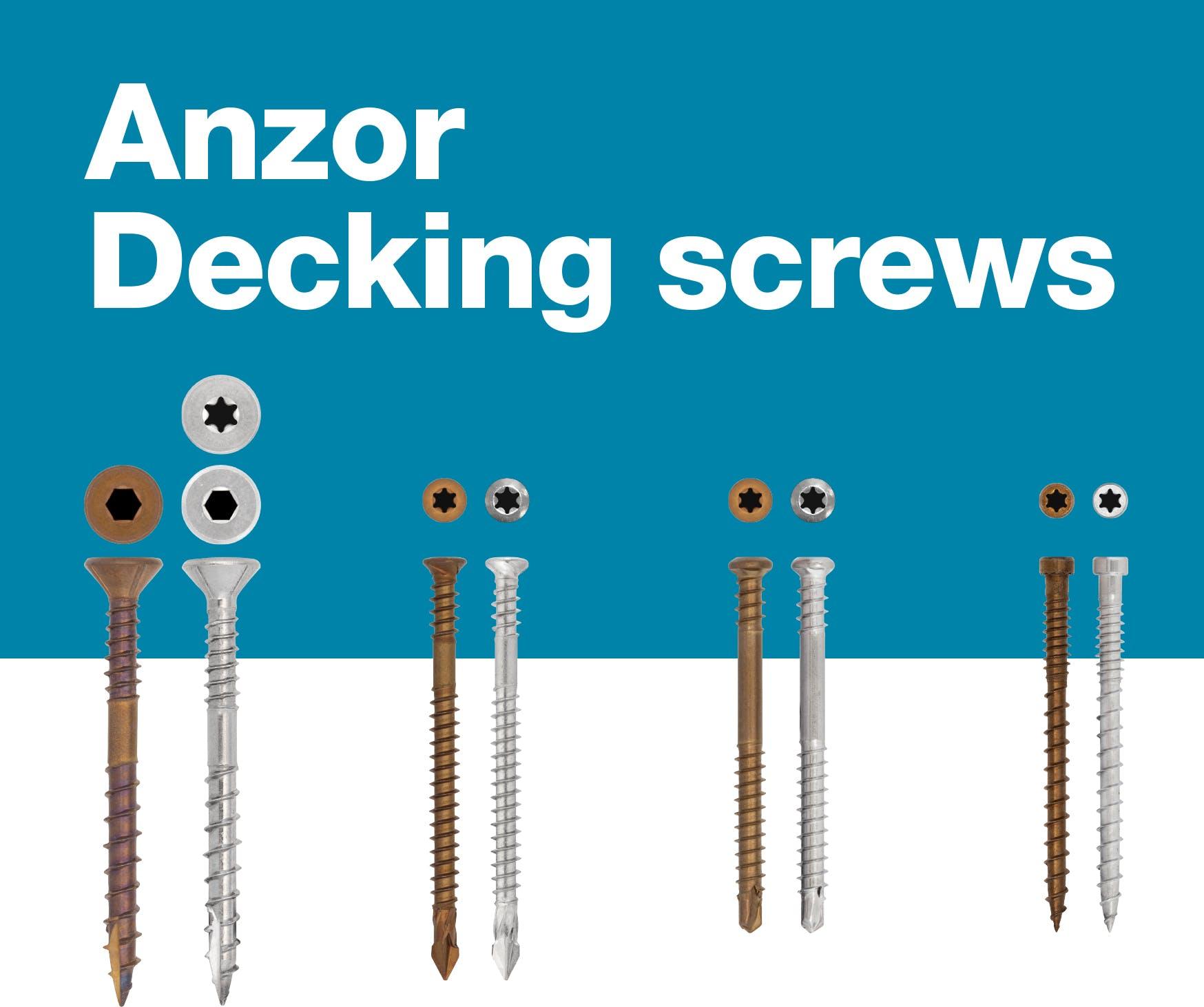 Nz Decking Screws. Blog. A5