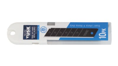 10 Pack Refill Blades for Tusk Knife