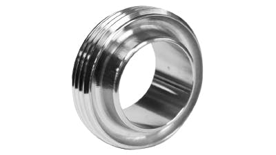 Stainless Sanitary Male Part